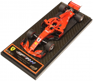 Ferrari SF 71H GP Canada 2018 S. Vettel Winner Ltd 300 Pcs