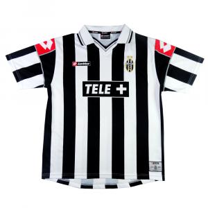 2000-01 Juventus Maglia Home XL (Top)