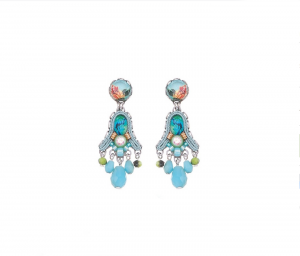 Clear Water - Dolly Earrings