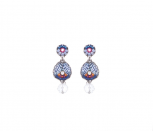 Morning Glory - Leonie Earrings