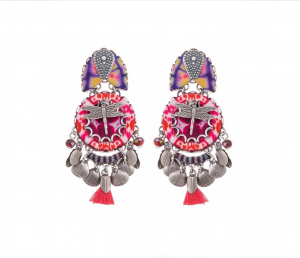 Ruby Tuesday - Pavan Earrings