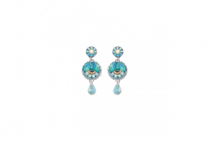 Clear Water - Finn Earrings