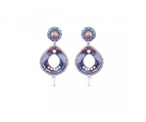 Morning Glory - Sivan Earrings