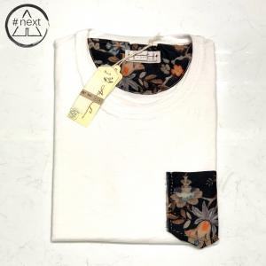 Alessandro Lamura - t-shirt in cotone con taschino - nero Antille
