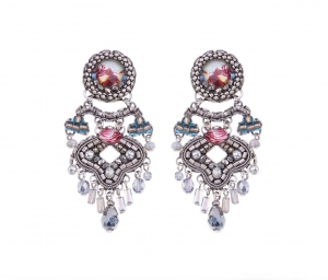 Silver Odyssey - Antonia Earrings