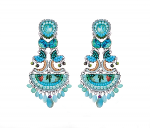 Clear Water - Corin Earrings