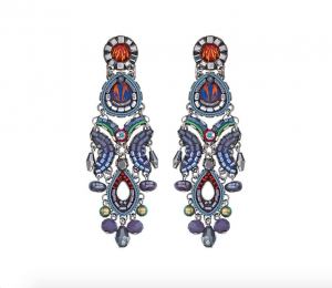 Coral Reef - Abigail Earrings