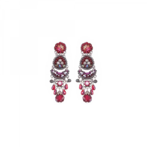 Ruby Tuesday Earrings