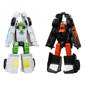 Transformers Generations War for Cybertron: Earthrise Action Figures - TRIP-UP & AUTOBOT DADDY-O