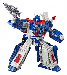 Transformers Generations War for Cybertron: Siege Action Figures - ULTRA MAGNUS (Siege)