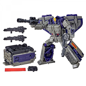 Transformers Generations War for Cybertron: Earthrise Action Figures - ASTROTRAIN (Earthrise)