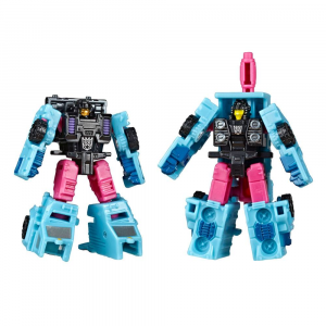 Transformers Generations War for Cybertron: Earthrise Action Figures - DIRECT-HIT & POWER PUNCH