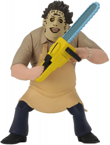 Toony Terrors: Serie 2 - Stylized Leatherface