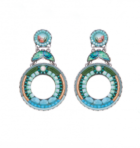 Clear Water - South Africa Earrings