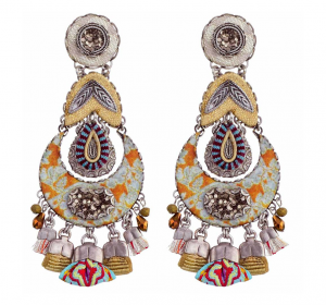 Sgt Pepper - Sand Trap Earrings