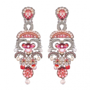 Gogi Pearls - Cherry Blossom Earrings