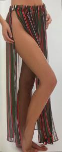 Long Skirt F**K C086VE