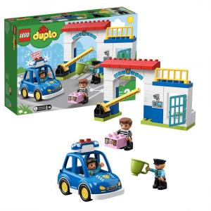 LEGO DUPLO TOWN CASERMA DI POLIZIA CF1