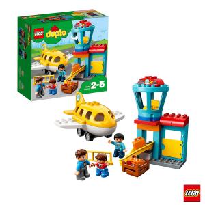 LEGO DUPLO TOWN AEROPORTO CF1
