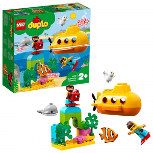 LEGO DUPLO PAESAGGIO SOTTOMARINO CF1