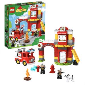 LEGO DUPLO TOWN CASERMA POMPIERI C/LUCI/SUONI CF1