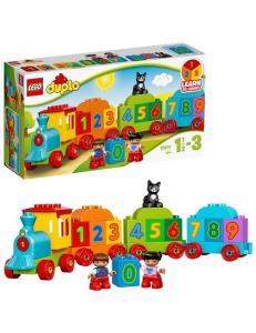 LEGO DUPLO TRENO DEI NUMERI CF1
