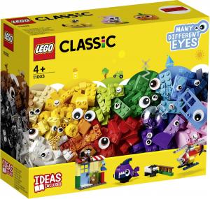 LEGO CLASSIC MATTONCINI E OCCHI CF