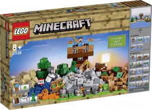 LEGO MINECRAFT CRAFTING BOX 2 0  CF1
