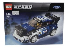 Lego Ford Fiesta M. Sport WRC