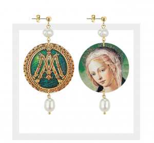 The Circle Classici - Madonna Verde Pietra Perla