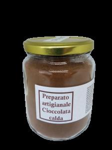 Preparato Artigianale Cioccolata Calda. Confezione da 220 gr