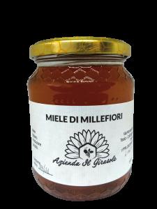Miele di Millefiori - confezione da 500 gr