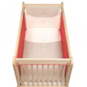 Set tessile lettino - Albero Bambino