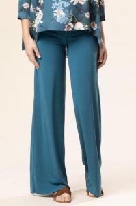 Pantalone jersey palazzo