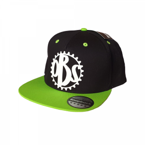 Cappellino Obsession Bmx Store - Colore Fluo Green