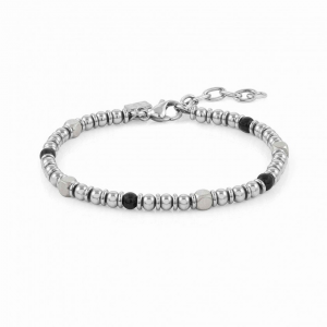 Bracciale Nomination Instinct Onice Nero