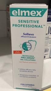Elmex sensitive professional 400 ML
