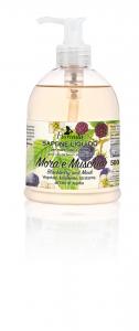 Sapone Liquido Mora e Muschio 500 ml