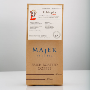 Coffee beans Majer Etiopia Sidamo - 1000gr