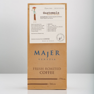 Caffè Majer in grani Guatemala Genuine Antigua  -  1000gr