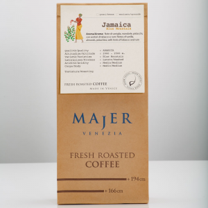 Caffè Majer in grani Blue Mountain  -  250gr