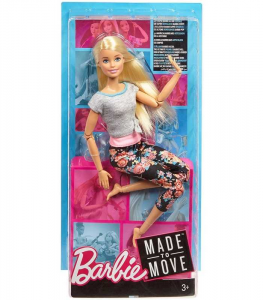 BARBIE SNODATA ASS-TA CF1