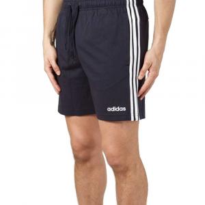 Adidas Bemuda 3 Stripes Navy da Uomo