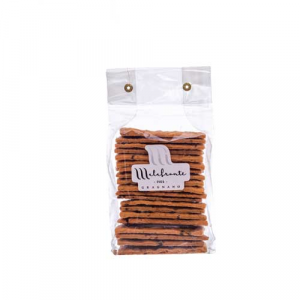 Crackers mediterraneo - 250gr