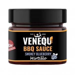 Salsa BBQ mirtilli - 200 gr