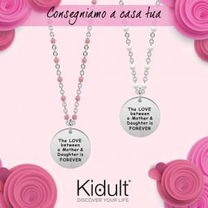 KIDULT-Mamma Figlia/Forever-Collana da donna