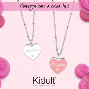 KIDULT-Mother Daughter/Amore Infinito-Collane da donna