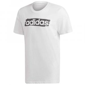 Adidas T Shirt classic White da Uomo