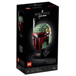 LEGO STAR WARS CASCO DI BOBA FETT 75277