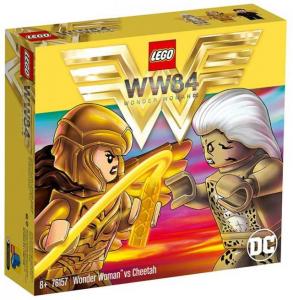 LEGO SUPER HEROES WONDER WOMAN? VS CHEETAH 76157